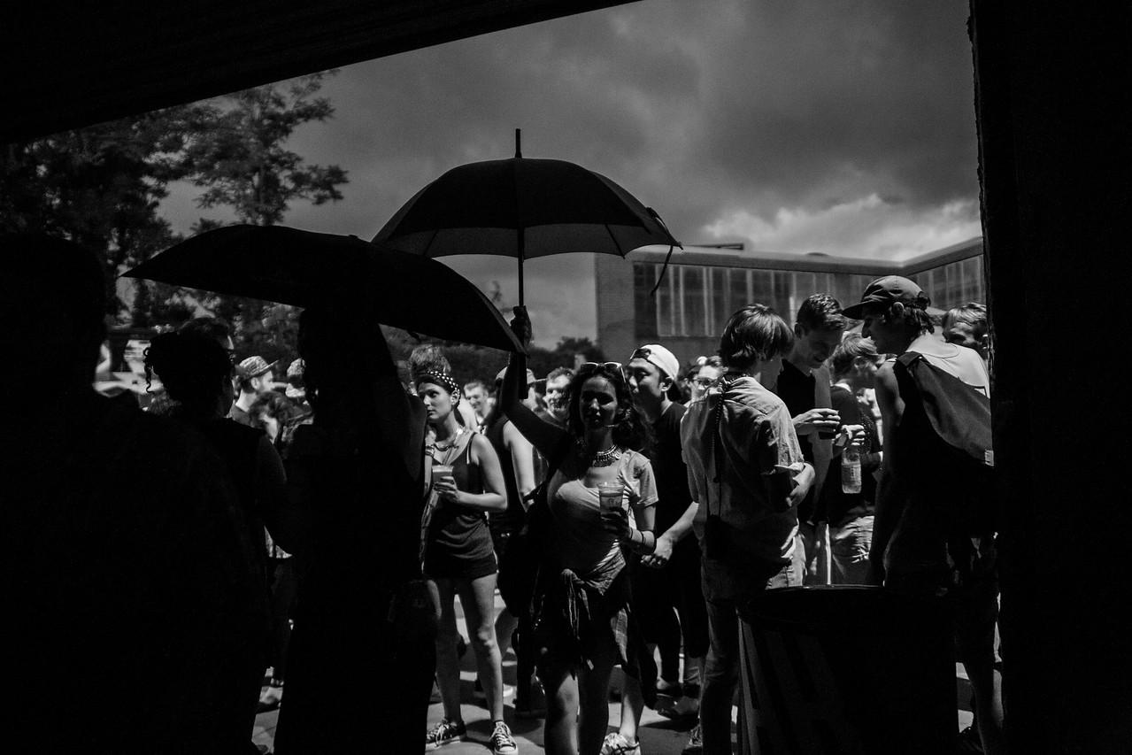 Crowd - House of Vans, Williamsburg - July 3rd, 2014