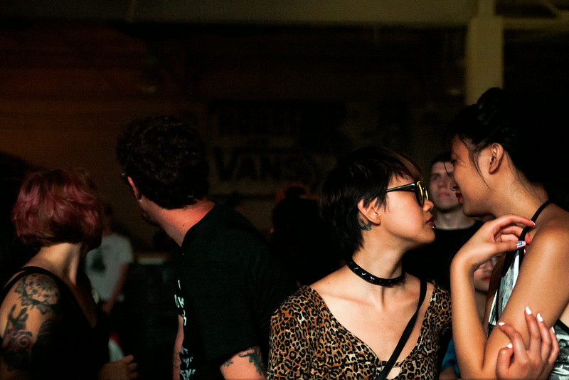 Crowd - House of Vans, Williamsburg - July 3rd, 2014