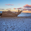 Ludington Sand Ice