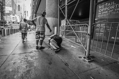 Untitled, West 42nd Street