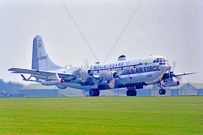 KC-97ANG-Ill 001 A Boeing KC-97G Illinois ANG 108 Aerial Refueling Sqd 20901 landing in Europe 1971 military airplane picture by Stephen W  D  Wolf     11A_3319     DoneWT