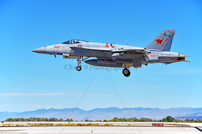F-18E-USN-VF-131 001 A Boeing F-18E Super Hornet jet fighter USN VF-131 WILDCATS CAG USS Dwight Eisenhower landing at NAS Fallon 7-2019, military airplane picture by Peter J  Mancus     851_0076     Dwt