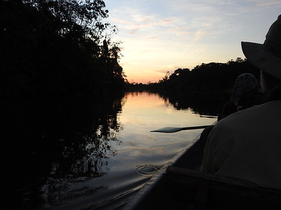 Final Evening Paddle