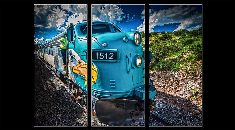 Verdi Vally Train Ride