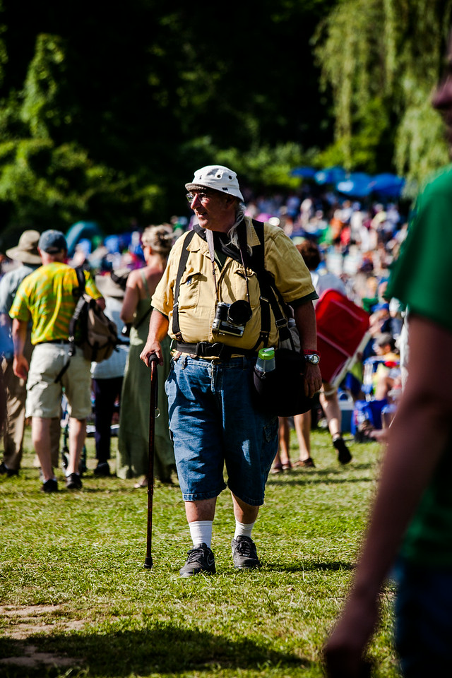 Clearwater Festival, Croton-on-Hudson, NY - June 21st, 2014