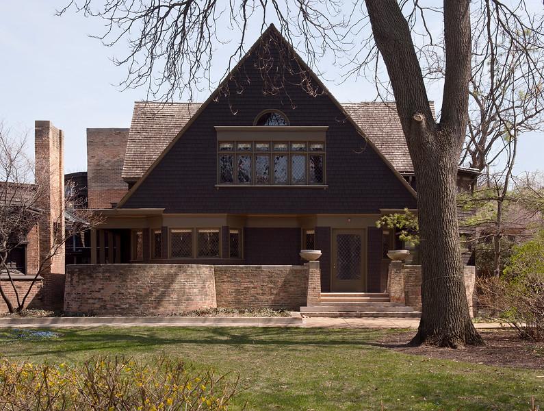 Frank Lloyd Wright's  House and Studio