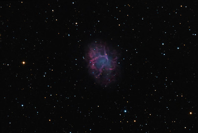 Messier 1 The Crab Nebula