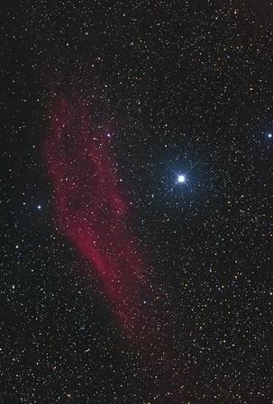 The California Nebula - NGC 1499