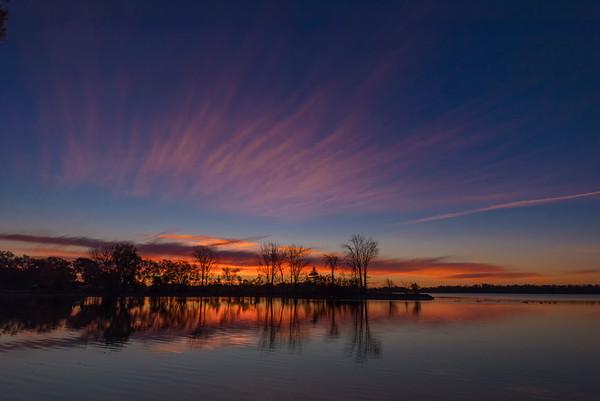 West Lake Sunrise