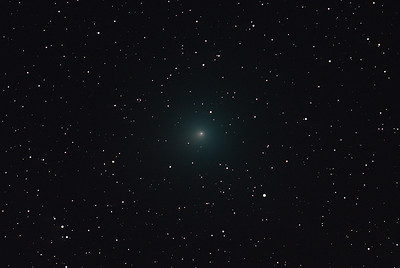 46p/Wirtanen with Orion ED80/Nikon D810A