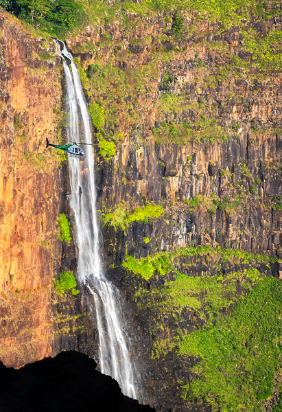 Waipo'o Falls