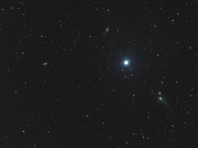 comet C/2017 T2 (PANSTARRS)