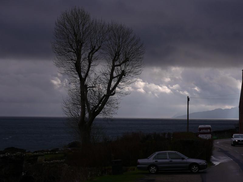 Corrie, Isle of Arran<br /> 18th February 2017