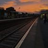 Barrhead Station<br /> 31st January 2017