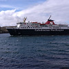 Isle of Mull arriving at Oban<br /> 10th April 2017
