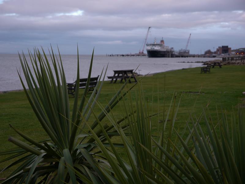 Brodick, Isle of Arran<br /> 18th February 2017