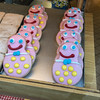 Mr Blobby biscuits, Dundee<br /> 2nd March 2017