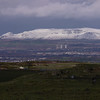 View over Paisley and Glasgow.<br /> 21st March 2017