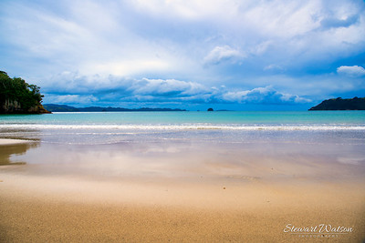 Lonely Bay, Cooks beach 02