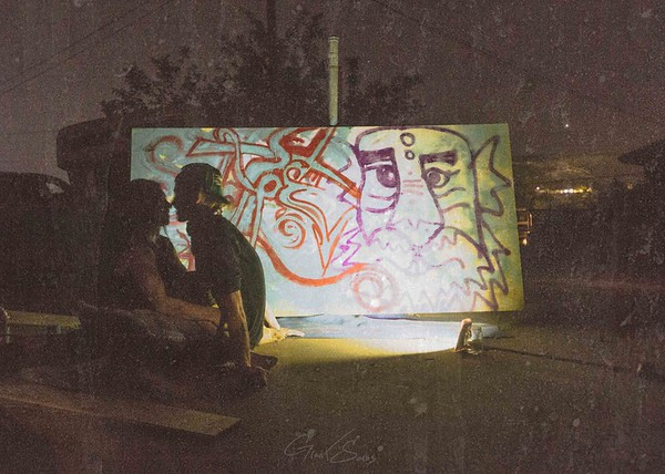 Graffiti Lovers -
