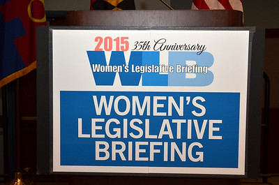 MCCW Legislative Briefing 2015