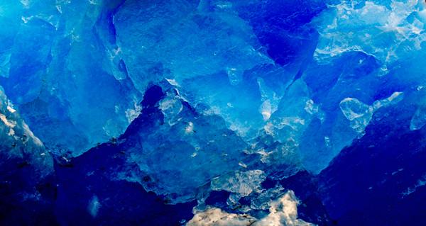 Blue Glacier  - Glacier Bay National Park, Alaska