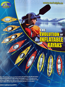 Advanced Elements Kayaks