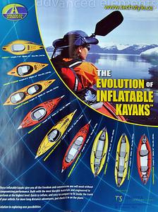 Advanced Elements Kayaks
