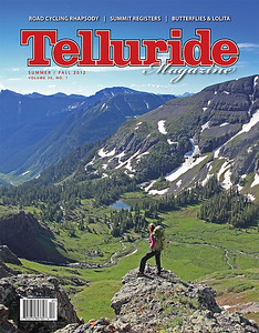 Summer 2012 Telluride Magazine Cover