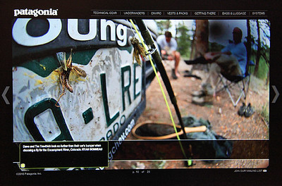 Patagonia 2010 Fly Fishing Catalog