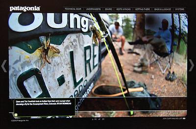 Patagonia 2010 Fly Fishing Catalog