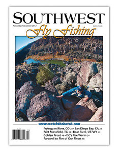 November/December 2012 Southwest Fly Fishing Magazine