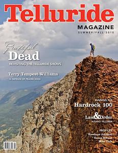 Telluride Magazine summer/fall 2010 cover
