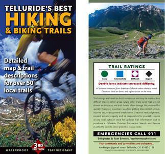 Telluride 2010 Biking/Hiking map