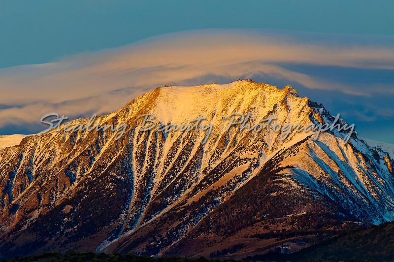 Mono Lake sunrise