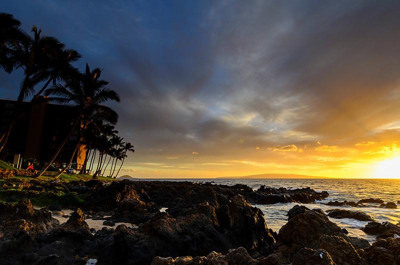 Keawakapu beach at Mana kai