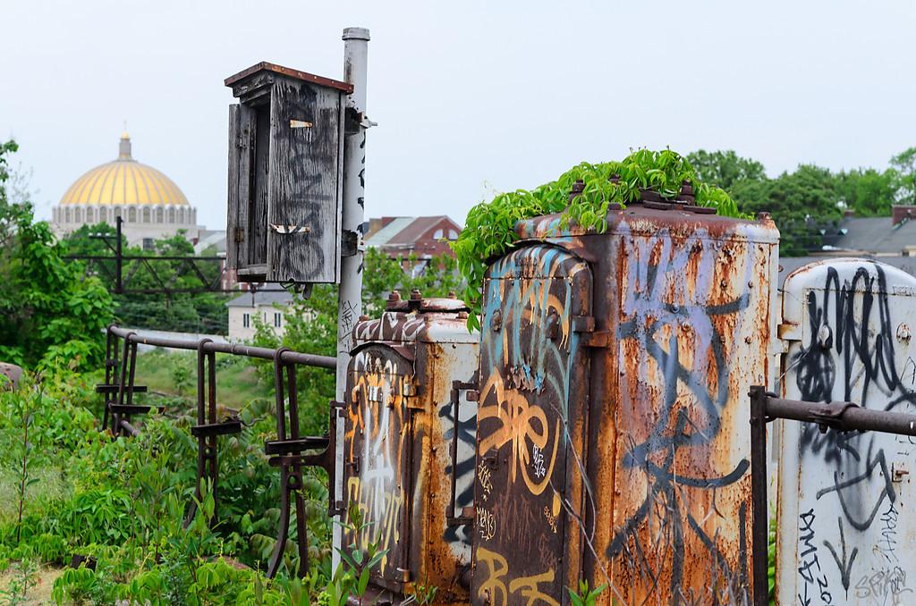 Abandoned Railway Viaduct