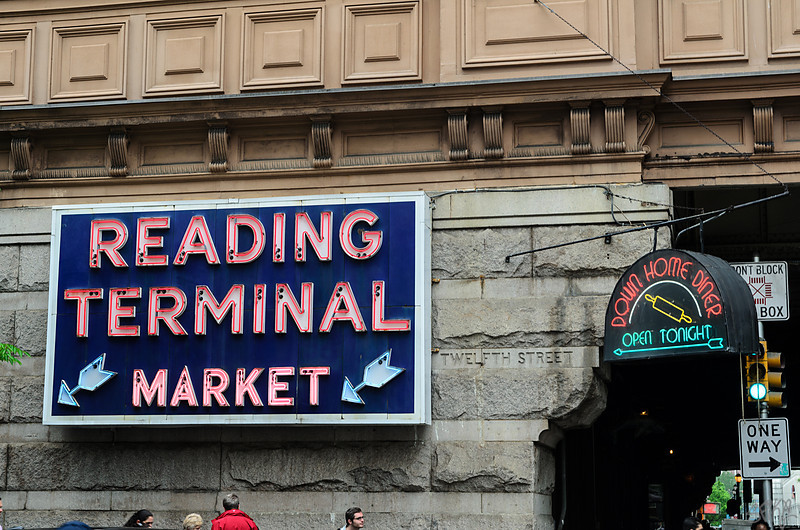 Reading Market Terminal