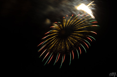 Richmond Craneway FireworksRichmond Craneway Fireworks