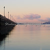 Berkeley jetty at dawn