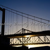 Carquinez Bridge sunrise
