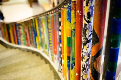 City Museum colors