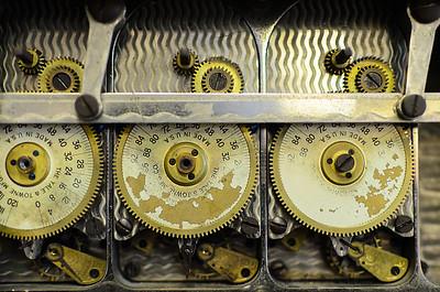 City Museum restored bank vault