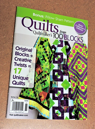 Quilts from Quiltmaker's 100 Blocks