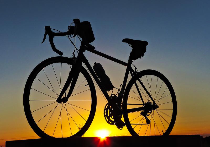 My New Favorite Bike Shot...