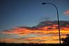 Sunset in Littleton