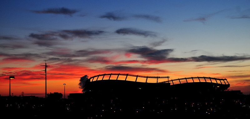 No matter what they call it,<br /> it will always be Mile High to me.