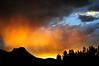 Fiery Skies at Camp Firewalker