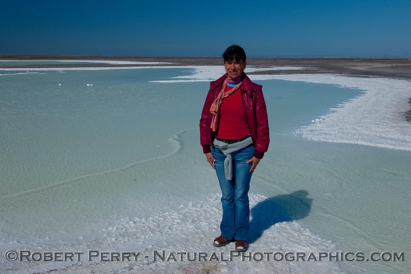 Luka Rangel Aguirre - salt pond near San Ignacio.