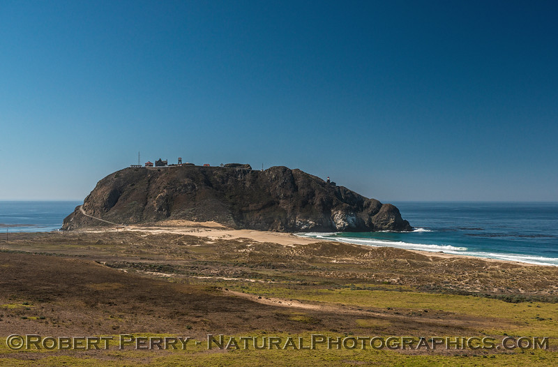 Point Sur Rock & Lighthouse 2016 09-27 SB Channel--009